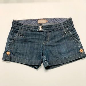 PAIGE Abbot Kinney Shorts Size 27